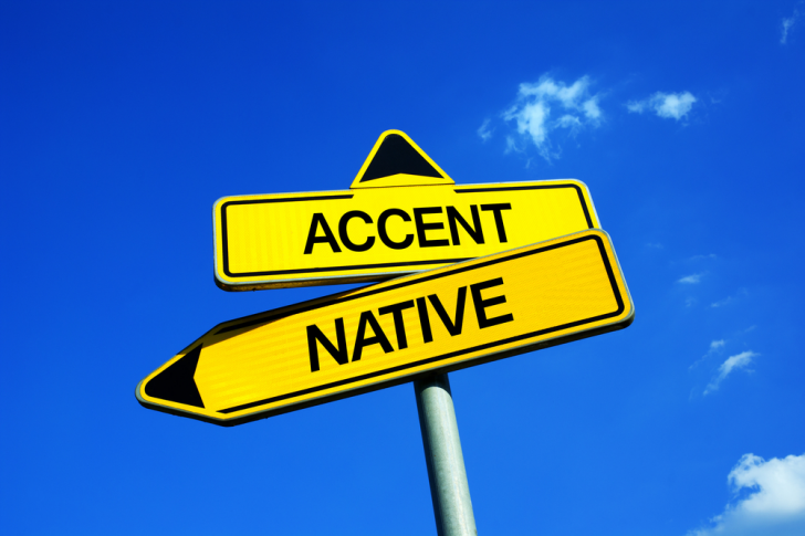 native accent